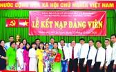 市華語成人教育中心致力發展新黨員
