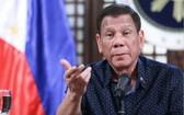 菲律賓總統杜特爾特。(圖源:AP)