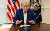 美國總統特朗普。(圖源:Getty Images)