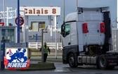 加來已增派海關人員應對貨車車龍。(圖源:Getty Images)