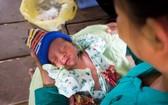 兒基會預計2021年全球將有約1億4000萬嬰兒出生,他們的平均預期壽命為84歲。(圖源:兒基金)