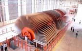 平陽省一家木板生產廠。
