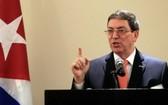 古巴外交部長布魯諾‧羅德里格斯。(圖源:Getty Images)