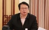 原中國船舶重工集團有限公司黨組書記、董事長胡問鳴。(圖源:互聯網)