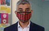 倫敦市長薩迪克.汗宣佈倫敦進入「重大事故狀態」。(圖源:Sky News)