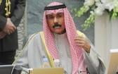 科威特國王埃米爾謝赫納瓦夫‧艾哈邁德‧賈比爾‧薩巴赫。(圖源:Getty Images)