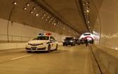 海雲2隧道通車。(圖源:阮強)