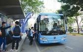 本市擬增設5條電動巴士線。(示意圖源:英舒)