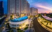 富美興公司去年給客戶移交近 1300 個住房單位