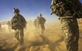 在阿富汗巡邏的美軍士兵。(圖源:AFP)
