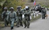 土耳其外長:俄羅斯與土耳其將各派60名軍人,駐守俄土納卡地區停火聯合監控中心。(圖源:Sputnik)