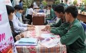 完成軍事義務士兵獲組委會提供就業信息。