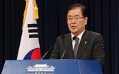 新任韓國外交部長官鄭義溶。(圖源:互聯網)
