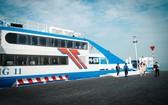 芹耶-頭頓市海上渡輪已投入營運。