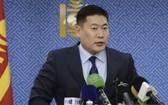 魯布桑那木斯來·奧雲額爾登27日下午就任蒙古國第32任總理。 (圖源:蒙古國國家通訊社官網)