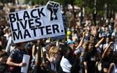 """""""黑人的命也是命""""運動獲諾貝爾和平獎提名。(圖源:互聯網)"""