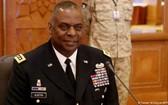 美國國防部長奧斯汀。(圖源:AFP)
