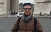 順捷旅行社總經理陳僑漢。