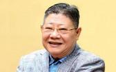 胡志明市商會副會長杭慰瑤。
