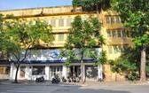 圖為河內市二徵女王郡陳克珍街上的黃金地段。(圖源:VNN)
