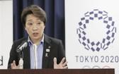 現任日本奧運大臣的橋本聖子已經同意接替森喜朗,擔任東京奧組委主席一職。(圖源:共同社)