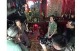 節目拍攝組拍攝麒麟拜訪華人懷舊物品收集計劃啟發點聚群居。