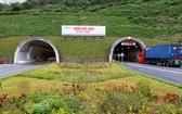 海雲二隧道一隅。(圖源:VNE)