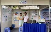 圖為廢料收集應用(VECA)初創企業隊成員。(圖源:VECA)