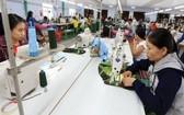 紡織品成衣企業希望順利獲得資金擴大生產。