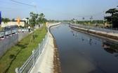 第十二郡護堤獲改造成綠化面積,亂丟垃圾和擾亂秩序治安行徑已大幅減少。