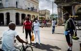 古巴首都哈瓦那街頭一隅。(圖源:Getty Images)