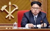 朝鮮勞動黨總書記、國務委員會委員長金正恩。(圖源:EPA)
