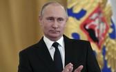 俄羅斯總統普京。(圖源:新華社)