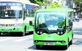 小型巴士可緩解堵塞。