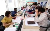 稅務機關使用電子稅務申報應用程式以決算個人所得稅。