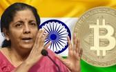 印度財長西塔拉曼表示,擬議中的加密貨幣禁令並非關閉所有的加密貨幣使用視窗。(圖源:互聯網)