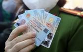 圖為芯片公民身份證。(圖源:VnE)
