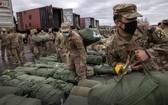 美國士兵從阿富汗返回。(圖源:Getty Images)