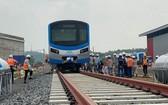 濱城-仙泉都市地鐵1號線建設項目已進入了尾聲階段。(圖源:國雄)