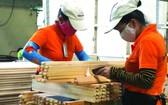 出口木製品供不應求
