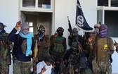 武裝分子佔據酒店。(圖源:互聯網)