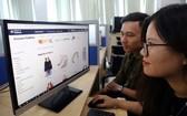 越南商品增加在線出口