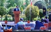 伊朗外交部發言人哈提卜扎德5日在例行記者會上表示,伊朗非常重視這次會議,討論美國解除對伊朗的所有制裁將是議程之一。(圖源:CCTV視頻截圖)