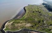 正開展的芹耶填海都市區項目。