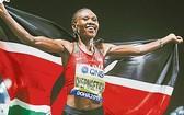 馬拉松世界冠軍切普恩傑蒂奇。(圖源:互聯網)