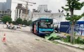 事故現場。(圖源:文匯)
