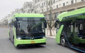 我國首條智能電動巴士線投運