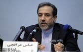 伊朗外交部副部長阿拉格齊。(圖源:伊通社)