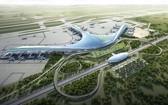 隆城機場總體設計圖。(圖源:ACV)