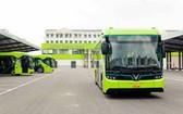 設有完善設施的環保電動巴士投入運營後,有望吸引更多人搭乘巴士。